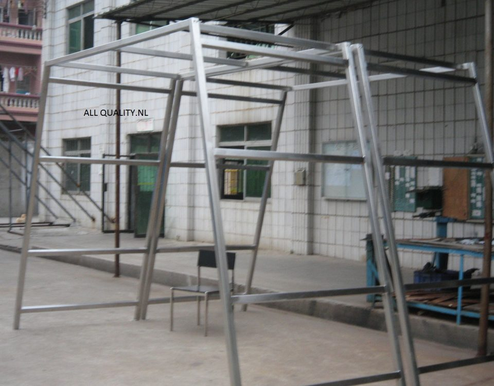 QC INSPECTIE BEURSFRAME CHINA VOOR EUROPESE MARKT_ALL QUALITY
